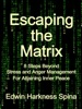 Escaping the Matrix: 8 Steps Beyond Stress and Anger Mangement for Attaining Inner Peace
