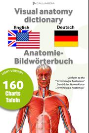 Visual anatomy dictionary / Anatomie-Bildwörterbuch book