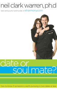 Date or Soul Mate? Book Cover