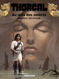 Thorgal - tome 05 - Au-delà des ombres La couverture du livre martien