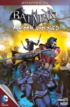 Batman: Arkham Unhinged #42