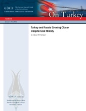 Turkey And Russia Growing Closer Despite Cool History