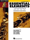 Essential Elements 2000 - Book 1 For B-flat Clarinet Textbook