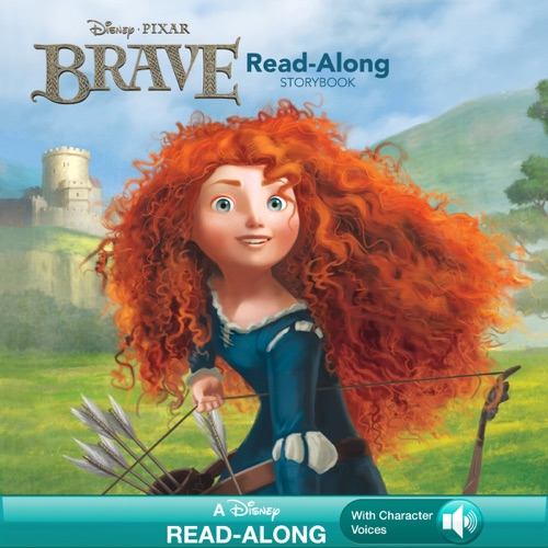Disney Book Group - Brave Read-Along Storybook