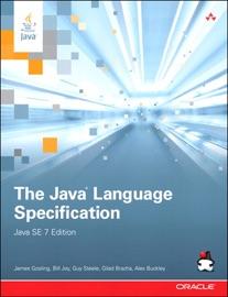 The Java Language Specification Java Se 7 Edition 4 E