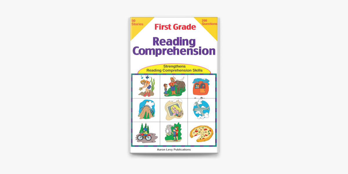 First Grade Reading Comprehension On Apple Books