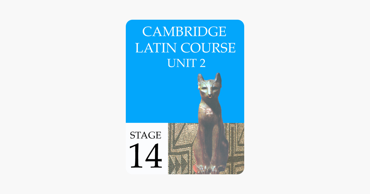 Cambridge Latin Course Unit 2 Stage 14 On Apple Books
