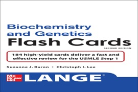 Lange Biochemistry And Genetics Flash Cards 2 E