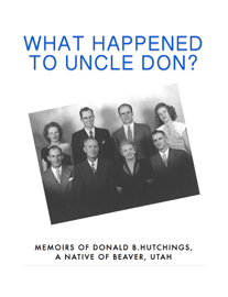 What Happened to Uncle Don?