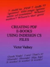 Creating Pdf Ebooks Using Indesign Cs Files