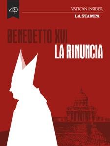 Benedetto XVI, La rinuncia Book Cover