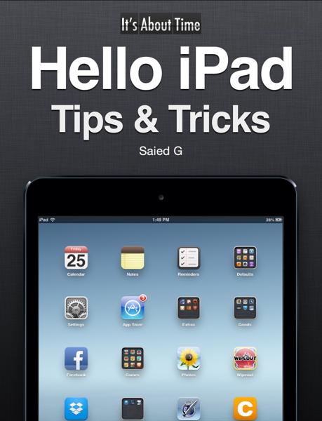 Hello iPad