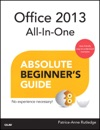 Office 2013 All-In-One Absolute Beginners Guide