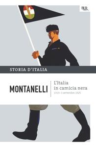 L'Italia in camicia nera - 1919-3 settembre 1925 Copertina del libro