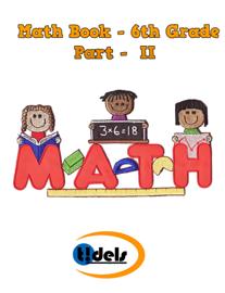 Math Book Sixth Grade Part II