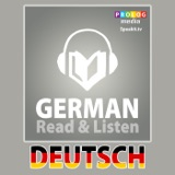 German phrase book | Read & Listen | NEW! Fully audio narrated (51002)