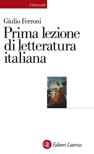 Prima lezione di letteratura italiana da Giulio Ferroni