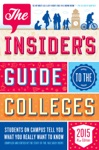 The Insiders Guide To The Colleges 2015