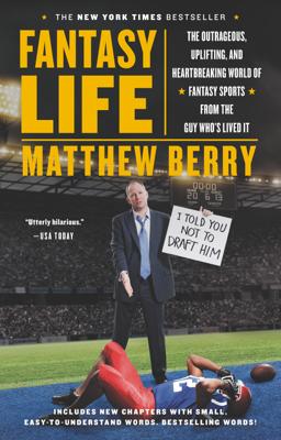 Fantasy Life - Matthew Berry book