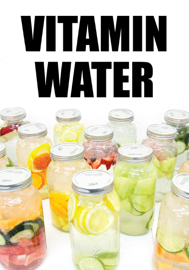 Vitamin Water book