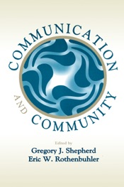 Download and Read Online Communication and Community