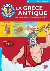 Les Incollables : La Grèce Antique