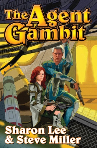 Sharon Lee & Steve Miller - The Agent Gambit
