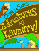 Bobby and Sam's Adventures in Laundry!