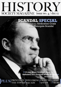 History Society Magazine: Scandal Special