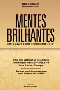 Mentes Brilhantes Book Cover