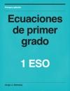 Ecuaciones De Primer Grado 1ESO