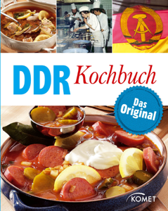 DDR Kochbuch Buch-Cover