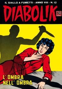 DIABOLIK (140) Libro Cover