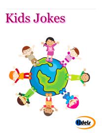 Kids Jokes book