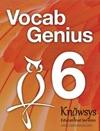 Knowsys Vocab Genius 6