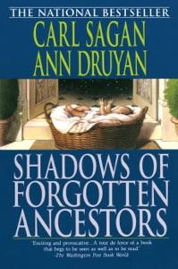 Shadows of Forgotten Ancestors Book Cover