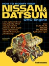 How To Modify Your Nissan  Datsun OHC Engine