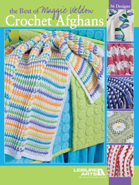 The Best of Maggie Weldon Crochet Afghans