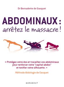 Abdominaux : arrêtez le massacre ! La couverture du livre martien