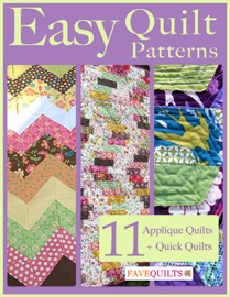 Easy Quilt Patterns 11 Applique Quilt Patterns Quick Quilts