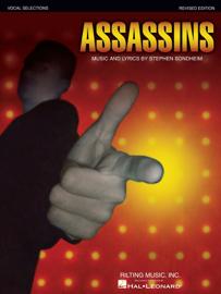 Stephen Sondheim - Assassins (Songbook)
