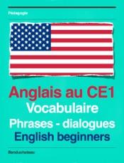 Anglais Au CE1 - English Beginners