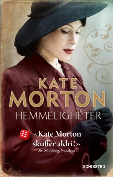 Hemmeligheter - Kate Morton book cover