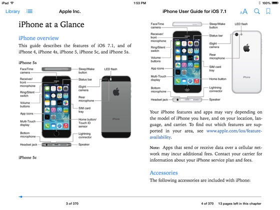 Pdf User Manual For Iphone 4s