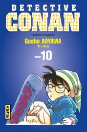 Détective Conan - Tome 10