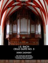 J.S. Bach: Cello Suite No. 5