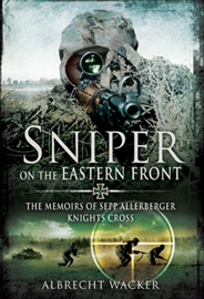 Sniper on the Eastern Front book