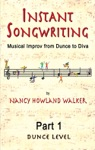 Instant Songwriting Musical Improv From Dunce To Diva Part 1