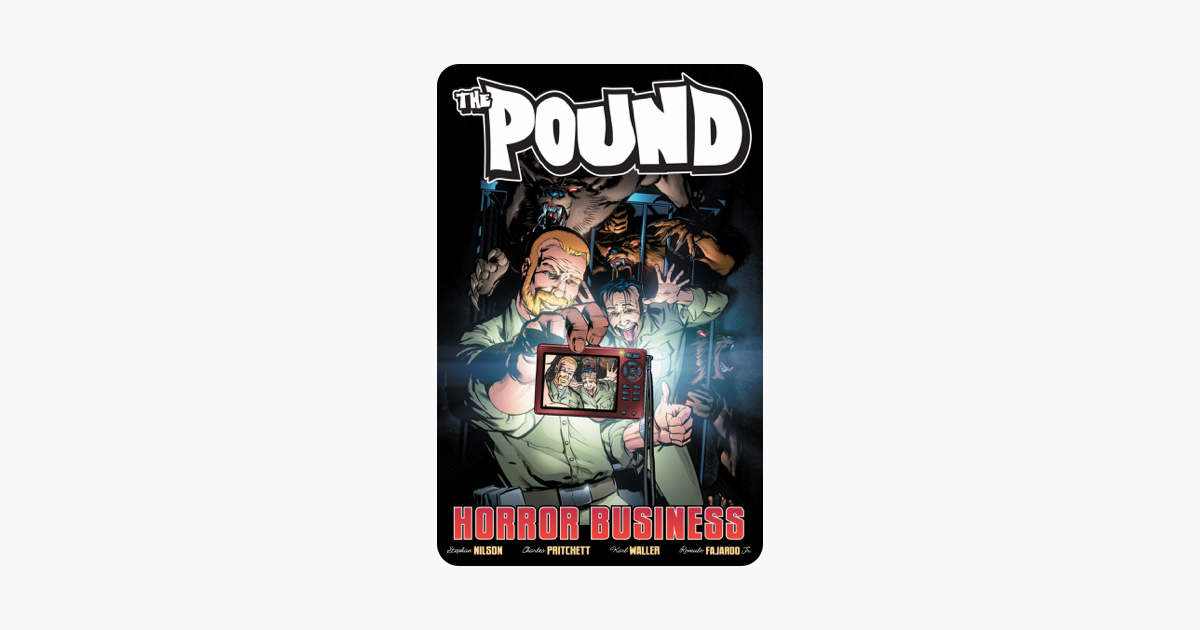 The Pound Vol. 1: Horror Business