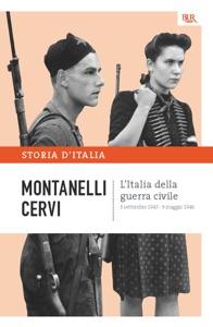 L'Italia della guerra civile - 8 settembre 1943 - 9 maggio 1946 Book Cover